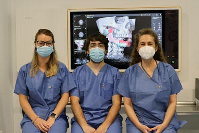 Profesionales de Cirugía Oral y Maxilofacial reciben premio en el último congreso de su especialidad