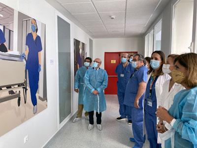 El proyecto, realizado por el cirujano César Díaz ha sido financiado por la Fundación Cajasur