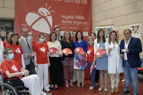 Autoridades y pacientes apoyan la donación de órganos