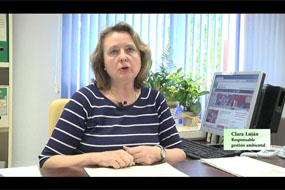Video Clara Luján