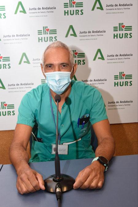 Alex Núñez, Responsable de Urgencias Pediátricas del HURS