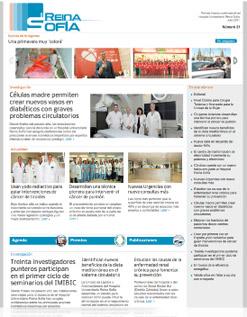 Portada del Reina Sofía nº 21 Julio 2011
