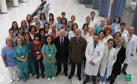 Profesionales de análisis clínicos