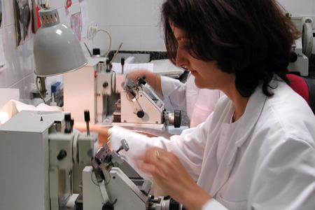 Actividad del Servicio de Anatomía Patológica