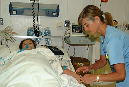Actividad del Servicio de Anestesia y Reanimación