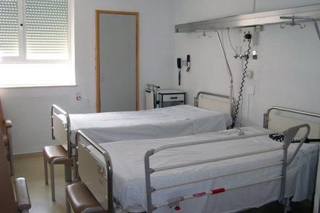 Habitación de hospitalización