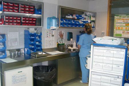 Sala de medicación