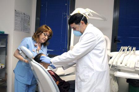 Consulta de Anomalías dentofaciales