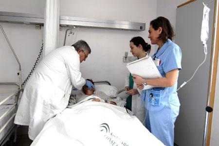 Planta de hospitalización 3ªA