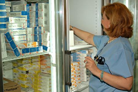 Actividad del Servicio de Farmacia