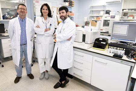 Área Inmunología Tx Dr. González, Dra. Jurado, Dr. Molina