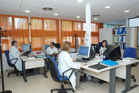 Sala de facultativos