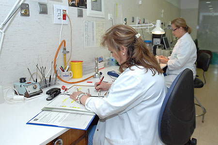 Laboratorio de Bioseguridad Ambiental
