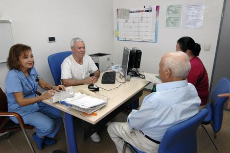 Neumologia. Pasando consulta externa