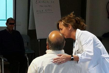 Escuela de pacientes EPOC