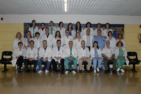 UGC de Neumología