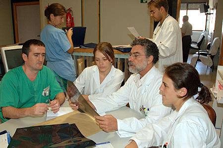 Profesionales del Servicio de Neurología
