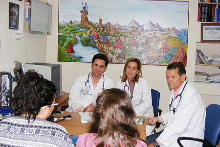 Consulta de Alergía y Neumología infantil