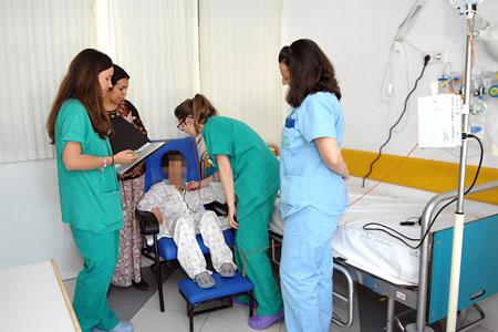 Hospitalización pediátrica 3ª planta