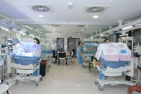 Unidad de neonatología
