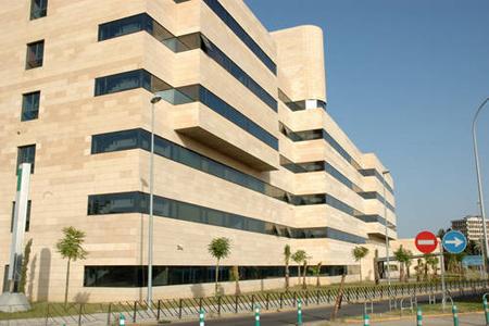 Edificio de Consultas Externas