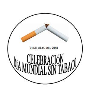 31 Mayo 2018. Celebración Día Mundial Sin Tabaco