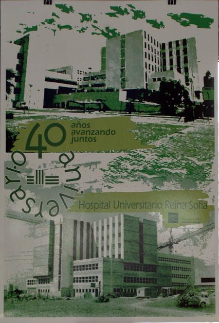 '40 años siendo orgullo y estandar de Córdoba'