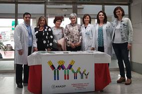 Responsables sanitarios acompañan a representantes de ANADIP en Córdoba