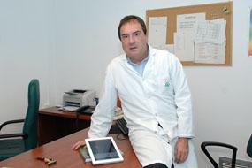 Imagen de archivo del especialista en infecciosos Antonio Rivero