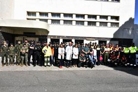 La Asociación Sonrisas visita a los niños ingresados en el hospital