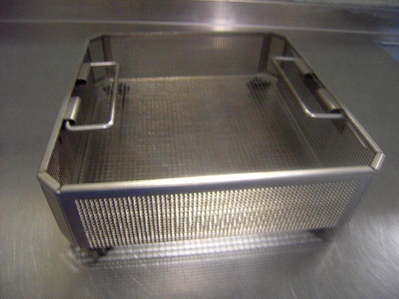 Cestillo para el lavado de instrumental, varios modelos y tamaños