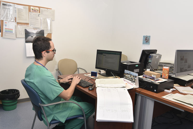 Profesional de Medicina Intensiva