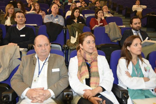 Algunos de los asistentes al segundo curso de CPRE Avanzado