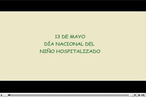 Dia Nacional del Niño Hospitalizado