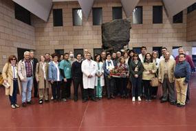 El hospital rinde homenaje a los donante en el Dia Nacional del Trasplante