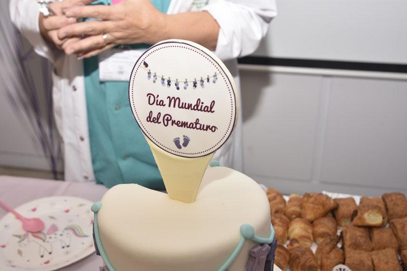 La pastelería Roldánn ha regalado la tarta