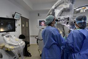 El Hospital Reina Sofía incorpora un nuevo ecógrafo intracraneal