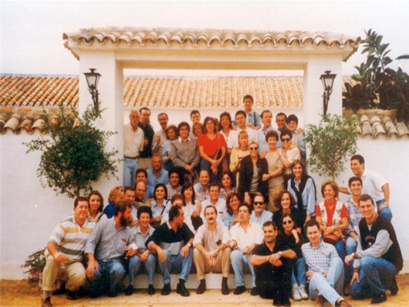 El servicio de Aparato Digestivo. 1999
