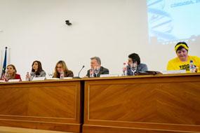 Inauguración I Congreso Andaluz Enfermedades Raras