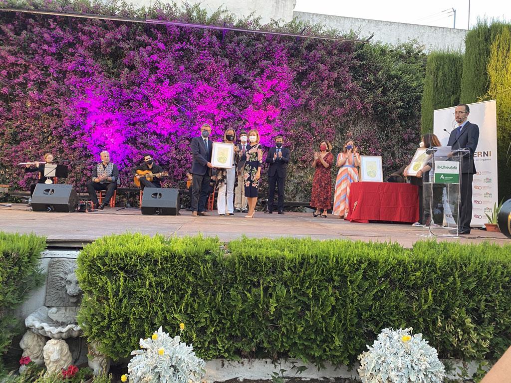 El ayuntamiento de Córdoba recibe el premio al compromiso con la donación