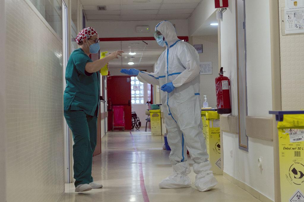 Unidad Covid de Medicina Interna