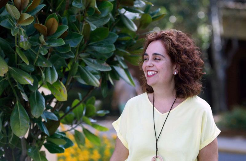 Beatriz Molina fue intervenida en el Hospital Reina Sofía hace un año