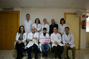 Integrantes del grupo de investigación de Enfermedades Infecciosas