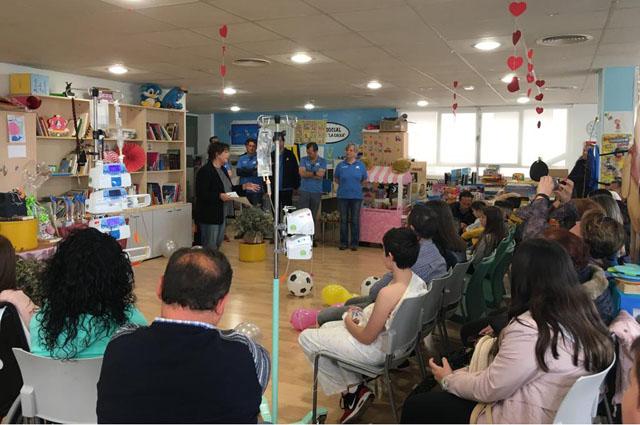 El Hospital entrega los premios del XIV concurso de redacción