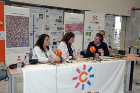 Concepción Herrera, Pilar Pedraza y José Antonio Luque