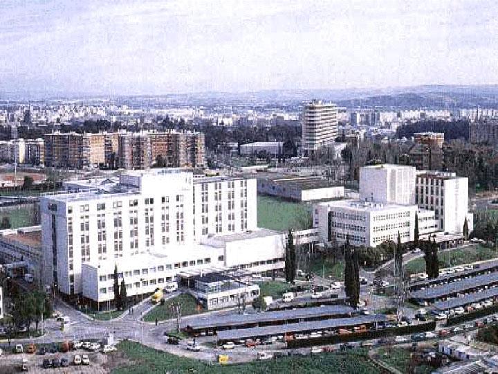 Situación del Reina Sofía en la ciudad. 1995