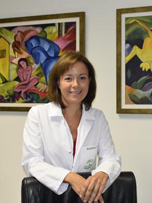 Valle García Sánchez. Directora Gerente
