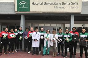 Visita ITEA Córdoba Club de Futbol