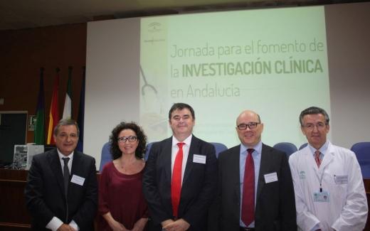 Salud promueve en Málaga una jornada científica