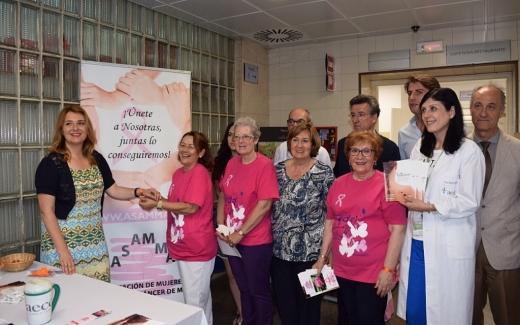 El Hospital Regional de Málaga se suma a la campaña Euromelanoma